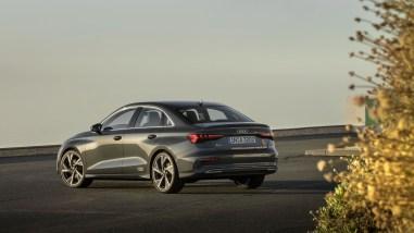 Photos Audi A3 berline 2020 feux arrire