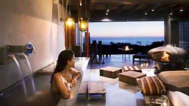 Photos hotel Areias do Seixo chambre baignoire vue mer