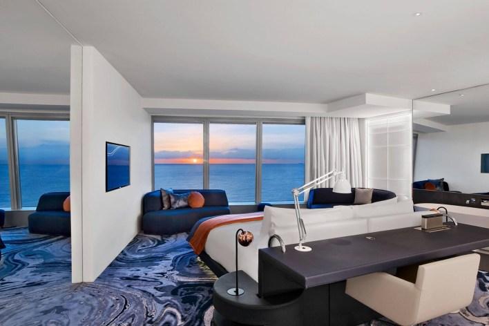 Photos hotel W Barcelona suite WOW