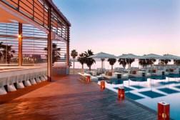 Photos hotel W Barcelona piscine terrasse