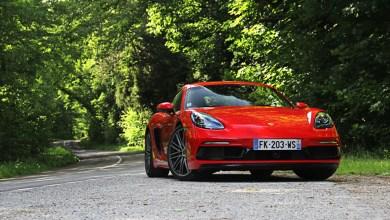 Photo of Essai Porsche 718 Cayman S : le parfait compromis