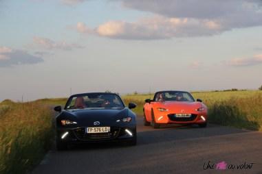 Photos Mazda MX-5 Eunos Edition 2020 30me anniversaire
