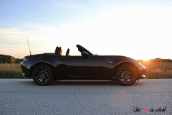 Photos Mazda MX-5 Eunos Edition 2020 profil roadster