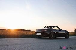 Photos Mazda MX-5 Eunos Edition 2020 face arrire jet black mica