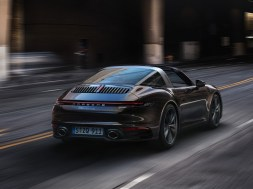 Photos Porsche 911 Targa 2020