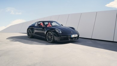 Photo of Porsche 911 Targa : la plus belle de l'été ?