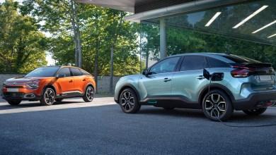 Photo of Citroën ë-C4 : les chevrons s'électrisent