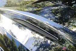 Photos essai Aston Martin DB11 prise d'air capot