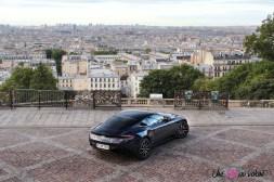 Photos essai Aston Martin DB11 trois quarts arrire statique