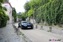 Photos essai Aston Martin DB11 V8 midnight blue
