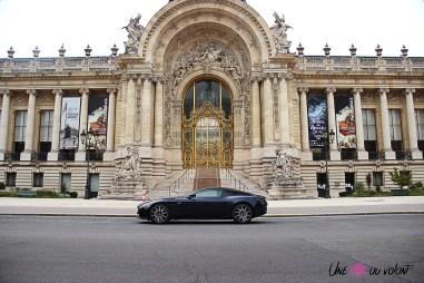 Photos essai Aston Martin DB11 profil statique coupŽ