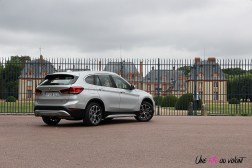 Photos essai BMW X1 hybride rechargeable 2020 arrire