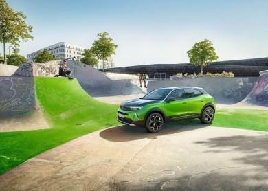 Photos statique Opel Mokka 2020