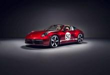 Photo of Porsche 911 Targa 4S Heritage Design Edition : à la sauce néo-rétro