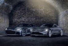 Photo of Aston Martin DBS Superleggera et Vantage 007 Edition : promotion assurée