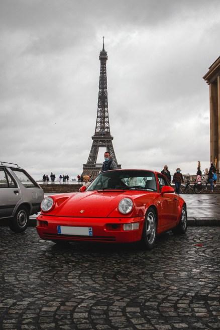 Photo Traversee de Paris 2020