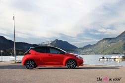 Photo profil Toyota Yaris hybride 2020