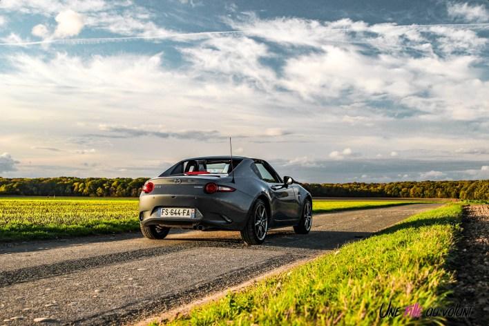 Photo arrière Mazda MX-5 2020