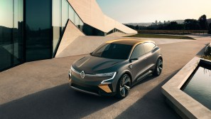 Photo avant Renault Mégane eVision 2020