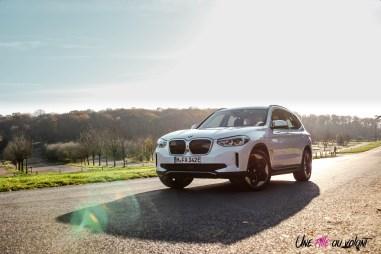 Photo statique BMW iX3 2020