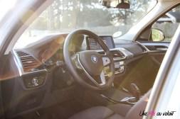 Photo intérieur BMW iX3 2020