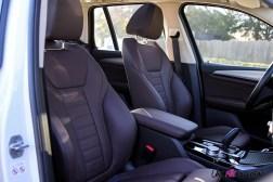 Photo sièges BMW iX3 2020