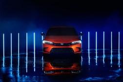 Photo face avant Honda Civic Prototype 2020