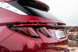Photo signature lumineuse Hyundai Tucson 2020