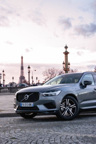 Photo portrait Volvo XC60 T6 2020