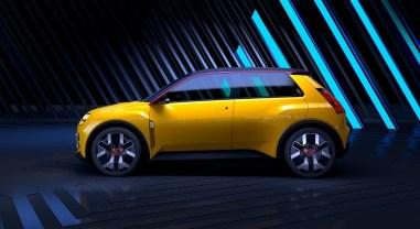 Photo profil Renault 5 Prototype 2021