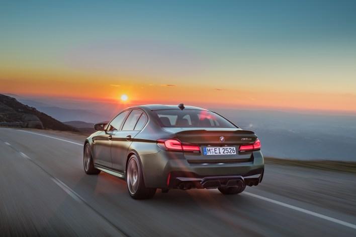 Photo nouvelle BMW M5 CS 2021