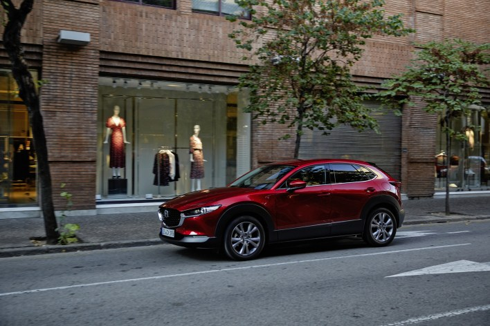 Photo statique Mazda CX-30 2021