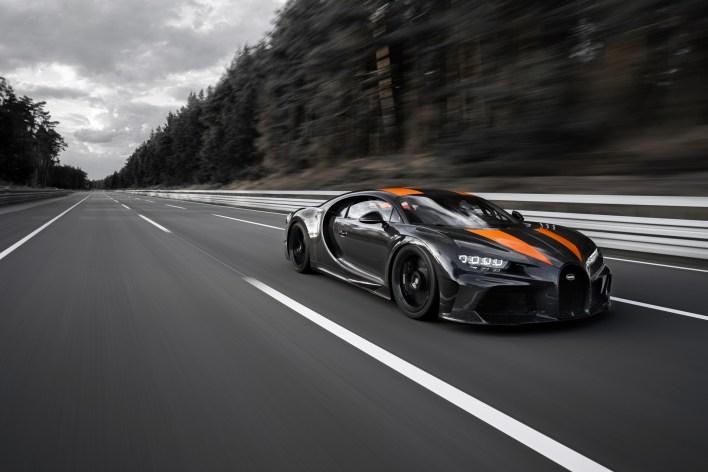 Photo Bugatti Chiron Super Sport 300+
