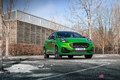 Photo statique Ford Puma ST 2021