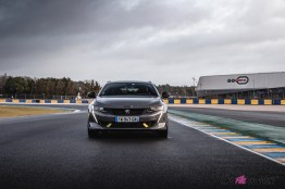 Photo avant Peugeot 508 PSE hybride 2021