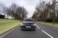 Photo face avant dynamique Suzuki Swace 2021