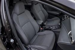 Photo sièges avant Suzuki Swace 2021