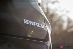 Photo logo Suzuki Swace 2021