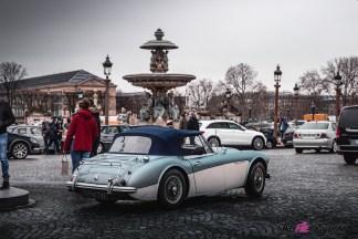 Photo Traversée de Paris hivernale 2021