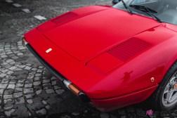 Photo Traversée de Paris hivernale 2021 Ferrari