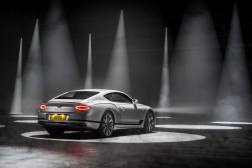 Photo arrière Bentley Continental GT Speed 2021