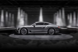 Photo profil Bentley Continental GT Speed 2021