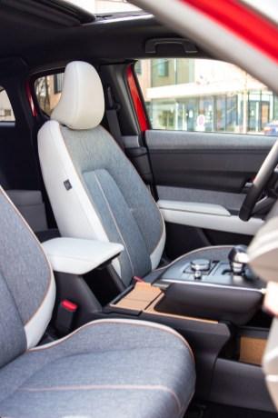 Photo siège conducteur Mazda MX-30 2021