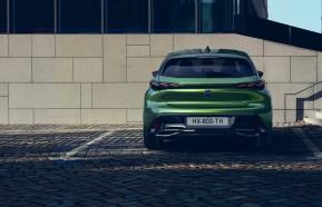 Photo arrière Peugeot 308 2021