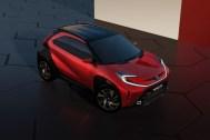 Photo toit Toyota Aygo X Prologue 2021