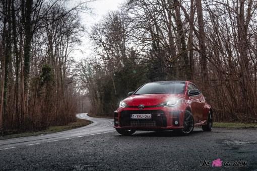 Photo Toyota GR Yaris 2021 essence