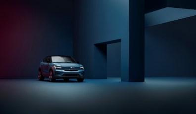 Photo nouveau Volvo C40 2021