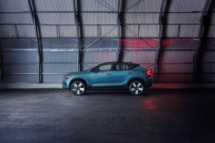 Photo profil Volvo C40 2021