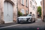 Photo statique Audi e-tron GT Quattro 2021