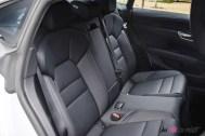 Photo banquette arrière Audi e-tron GT Quattro 2021